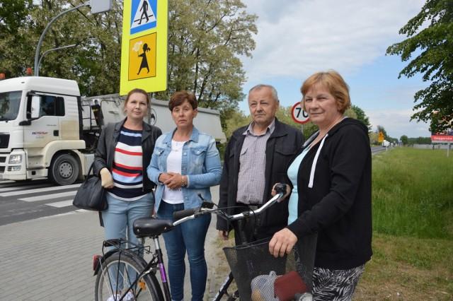 Mieszkańcy Smęgorzowa są ostrzegają GDDKiA, że jeśli wreszcie nie rozpocznie się przebudowy trasy, w końcu ostro zaprotestują