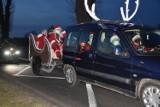 Mieścisko. Tu Mikołaj przyjechał w motocyklowej eskorcie. Zobacz zdjęcia z parady z okazji 6 grudnia