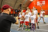SK 3x3 Basket Camp. Reprezentanci Polski w koszykówce 3x3 zachęcają młodzież do przygody z piłką ZDJĘCIA
