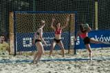Piłka ręczna na piasku? To możliwe! W Krakowie odbył się turniej MZPR Beach Handball Open 2020