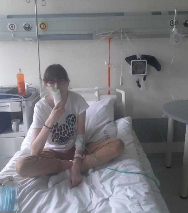 Natalia i Julia proszą o pomoc w walce z mukowiscydozą