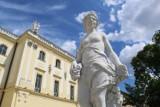 Rzeźby w Ogrodzie Branickich już oczyszczone, umyte i zdezynfekowane [zdjęcia]