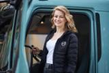Barbie Shero, czyli pochodząca z Kosztowej koło Dubiecka Iwona Blecharczyk została ambasadorką Volvo Truck w Polsce [ZDJĘCIA]
