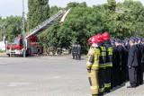 Obchody Dnia Strażaka w Szczecinie. Wiceminister zapowiedział podwyżki. ZDJĘCIA