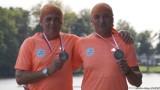 Mieszkańcy Malborka na podium mistrzostw Polski kajakarzy w kategorii masters