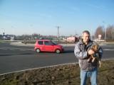 Żorzanom nie podoba się rondo turbinowe na skrzyżowaniu Okrężnej i Jana Pawła II
