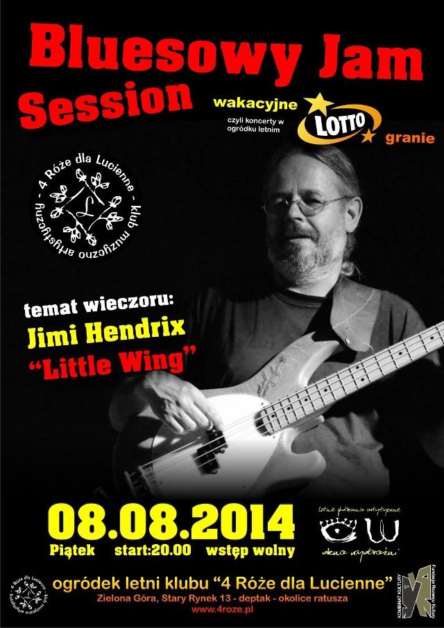 Bluesowy Jam Session - Wakacyjne LOTTO Granie