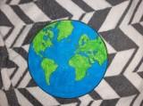 Dzień Ziemi w Szkole Podstawowej nr 4 w Kaliszu. Uczniowie malowali naszą planetę ZDJĘCIA