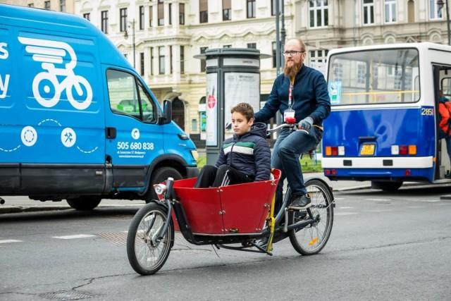 Europejski Tydzień Zrównoważonego Transportu w Bydgoszczy - zobacz zdjęcia