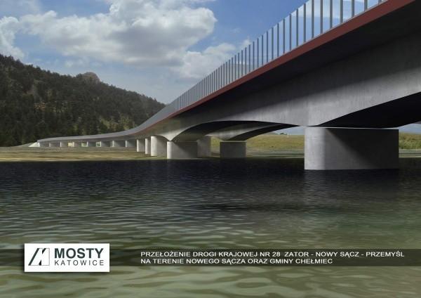 Budowa obwodnicy i most na Dunajcu to priorytety, ale zdaniem radnych ważne są też inne inwestycje