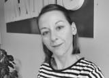 Ania Karbowniczak była naszym wzorem dziennikarza. Żegnaj Koleżanko...