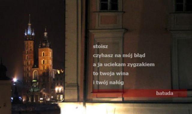 Wiersze Na Murach Krakowa Ty Też Możesz Zostać Poetą