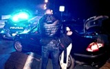 Pościg za BMW w Świerklańcu. Kierowca próbował staranować radiowóz. Był pod wpływem narkotyków