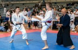 """Mistrzostwa karate w Bytomiu w """"Hali na Skarpie"""""""