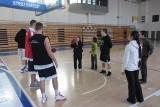 Koszykarze PBG Basket trenowali z dziećmi [ZDJĘCIA]