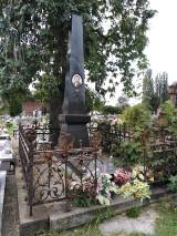 Rusza zbiórka online na ratowanie nagrobków w Sosnowcu. Prowadzi je stowarzyszenie Ku Pamięci