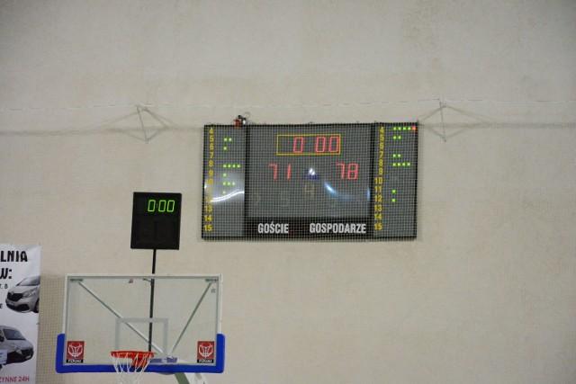 W ramach XXI kolejki rozgrywek trzeciej ligi wielkopolskiej Sokół II Międzychód podejmował na własnym parkiecie v-ce lidera rozgrywek - Enea Basket Piła! Po rewelacyjnym spotkaniu podopieczni Sebastiana Cejby pokonali faworyta 78:71!