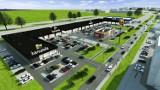 Galeria Wągrowiec. Park handlowy otrzymał pozwolenie na budowę. Karuzela w Wągrowcu ma stanąć w 2021 roku