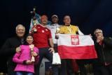 Mistrzostwa i Puchar Europy Nordic Walking w Legnicy - rozdanie pucharów
