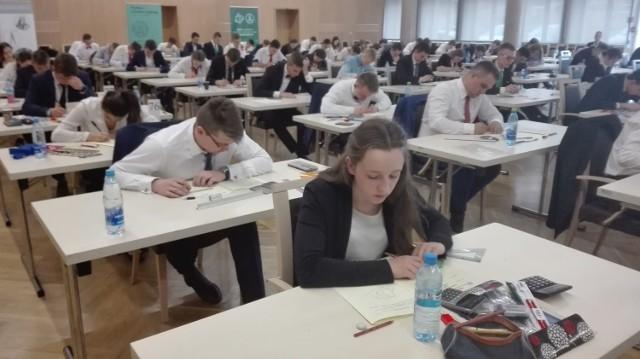 Finał Centralny XXXI Olimpiady Wiedzy i Umiejętności Budowlanych w Zielonej Górze.