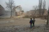 Bytom - Karb: Znikają kolejne domy w centrum Karbia [ZDJĘCIA]