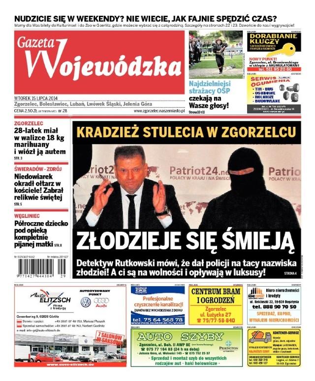 Gazeta Wojewódzka 15 - 21.07