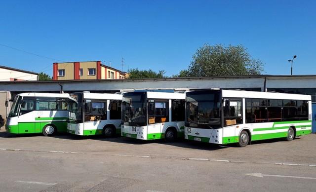 Od 1 stycznia 2020 roku autobusami miejskimi w Bielsku Podlaskim można jeździć bez biletu