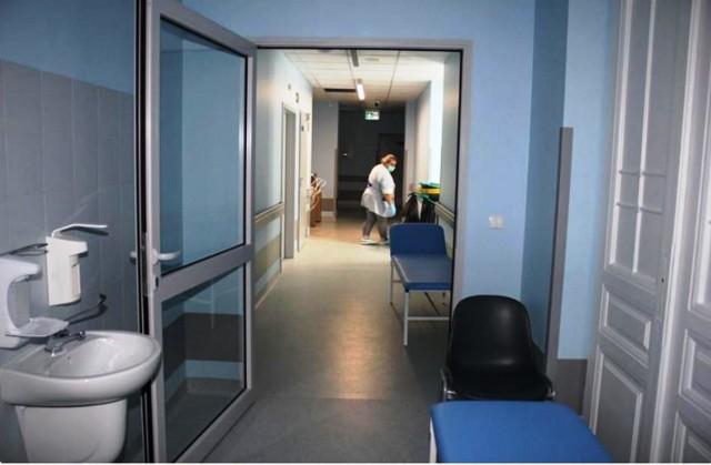 W obecnej sytuacji zmodernizowany pawilon cieszyńskiego szpitala będzie stanowił istotne wsparcie w walce z pandemią