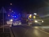 Wypadek w Ostrowcu. Kierowca BMW śmiertelnie potrącił pieszego (ZDJĘCIA)