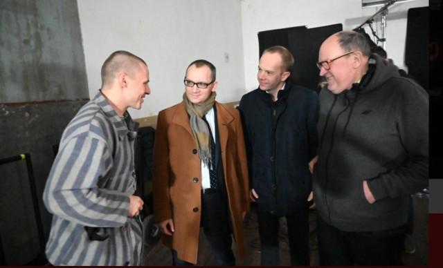 """Kadry z filmu """"Raport Pileckiego"""""""