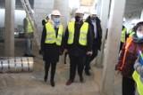 Minister Jacek Sasin z wizytą w Hrubieszowie. Zobacz zdjęcia