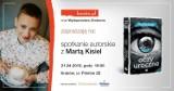 Kraków. Nowa książka Marty Kisiel. Spotkanie z autorką już 6 kwietnia!