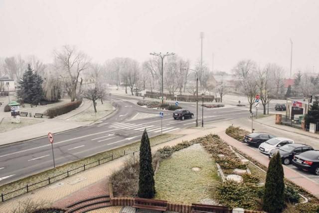 Rozpoczęły się prace na skrzyżowaniu ulic Dąbrowskiego, Legnickiej, Małej i Ogrodowej