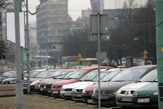 Zaparkujesz w centrum Katowic? Czyli masz szczęście