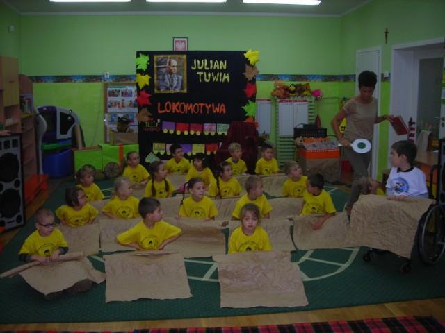 Przedszkole W Jarocinie Za Nami Głośne Czytanie Wiersza