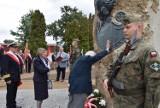 W Dniu Sybiraka odsłonięto w Pruszczu pomnik pamięci ofiar zbrodni katyńskiej. Sybiracy wzruszeni