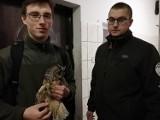 Mieszkańcy Sępólna nie są obojętni na cierpienie zwierząt. Uratowali uszatkę!