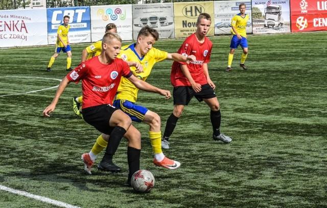 Piłkarze Chemika Bydgoszcz wciąż pozostają bez zwycięstwa w Centralnej Lidze Juniorów U-17.