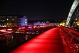 Kraków zaświecił się w kolorze czerwonym! Miasto całym sercem wspiera WOŚP
