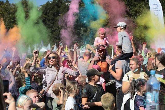 Szczeciński finał Splash of Colors 2021