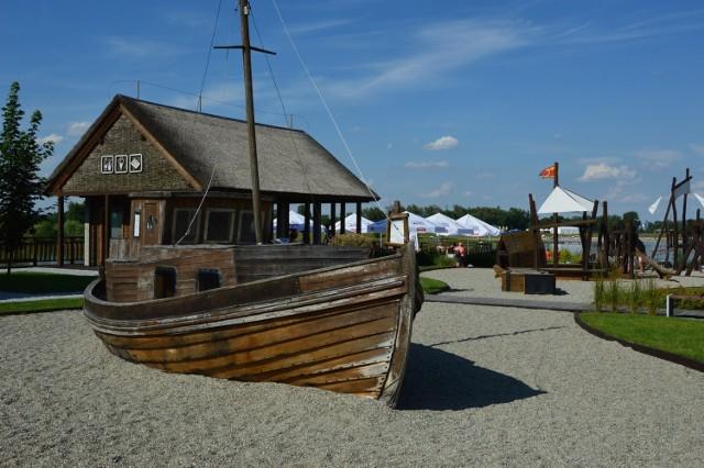 Ogromna plaża w ośrodku Kuter Port Nieznanowice koło Gdowa jest już czynna. W najbliższych dniach otwarte zostanie także kąpielisko