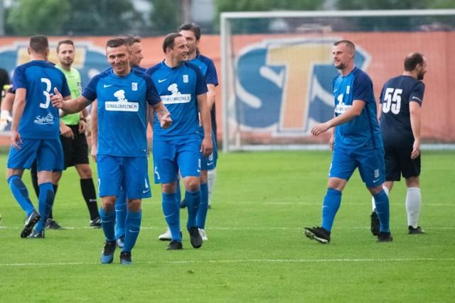 Oldboje Lecha 18 września w Pucharze Polski zagrają ze Złotymi Złotkowo.