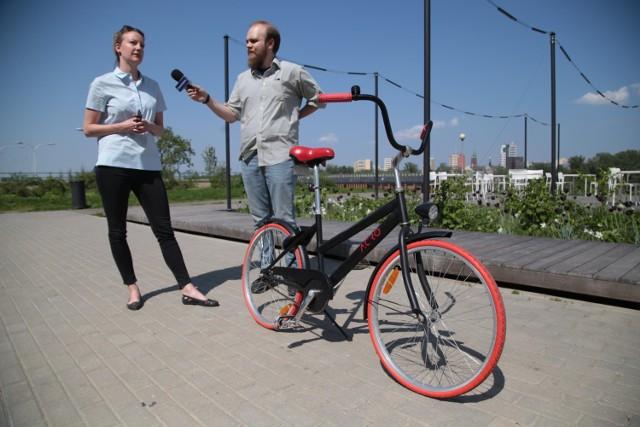Acro Bike. Wypożycz rower i zapomnij o stacjach dokujących