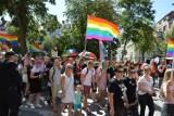 Marsz Równości w Opolu w sobotę. Jest trasa marszu, którą przejdą osoby LGBT+