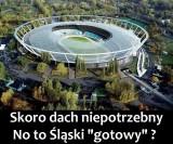 Stadion Śląski już gotowy, czyli memy po meczu Polska - Anglia na Stadionie Narodowym [ZDJĘCIA]