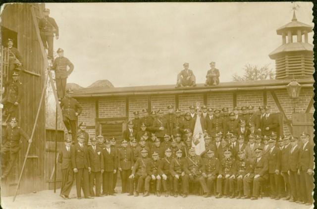 Ochotnicza Straż Pożarna w okresie międzywojennym