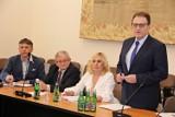 Sztab Zarządzania Kryzysowego w oleśnickim starostwie