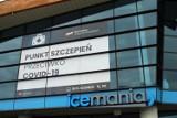Lublin: W hali Icemanii już się nie zaszczepisz. Punkt Szczepień Powszechnych kończy działalność