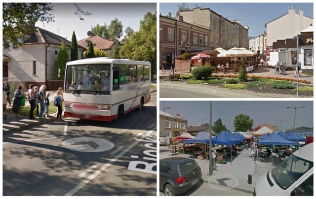 Kamery Google Street View są wszędobylskie. Uchwyciły mieszkańców Gorlic i regionu na ulicach miasta podczas codziennych wyjść po zakupy