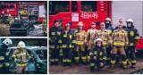 Ćwiczenia Jednostki Ochotniczej Straży Pożarnej w Lewinie Kłodzkim